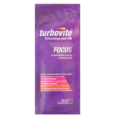 Picture of Turbovite Focus Sachet 10ml x 1
