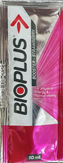Picture of Bioplus Booster Strawberry Sachet 1 x 10ml