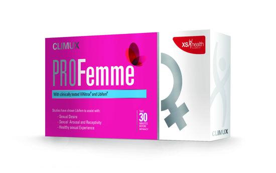 Picture of Climux Pro Femme Capsules 4`s