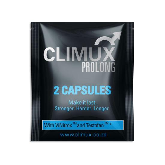 Picture of Climux Prolong Libido Caps 2`s