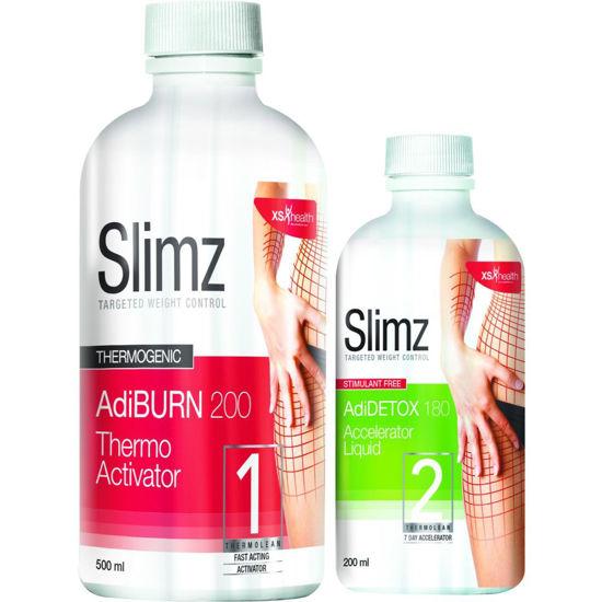 Picture of Slimz Banded - AdiBurn 200 + AdiDetox 180