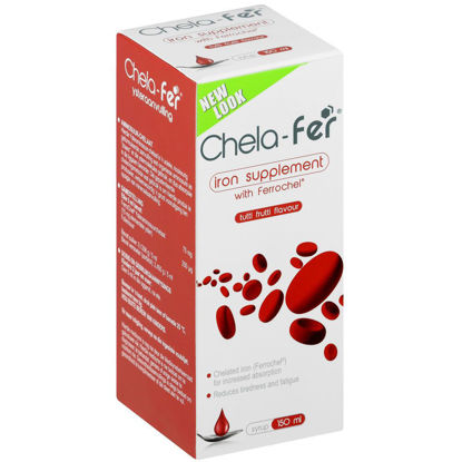 Picture of Chela-fer Syrup 150 ml
