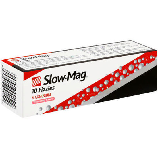Picture of Slow-Mag Fizzy Tablets 10's