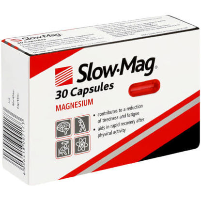 Picture of Slow-Mag 450mg Capsules 30's