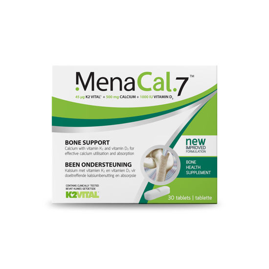 Picture of Menacal  7 Tablets 30's