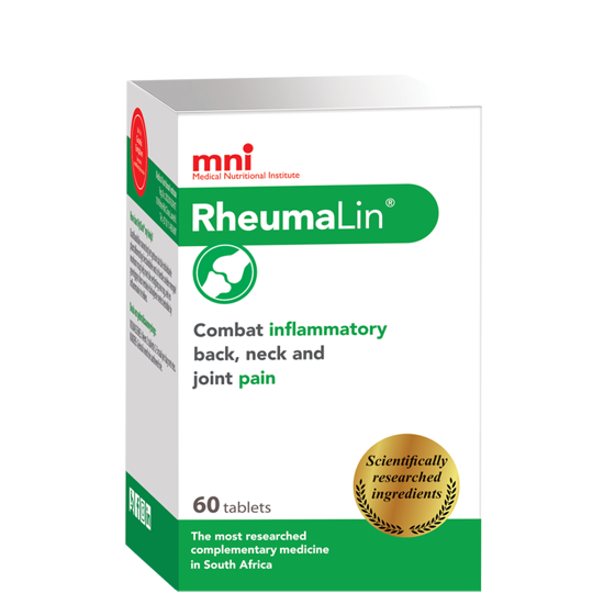Picture of Mni RheumaLinR Tablets  60's