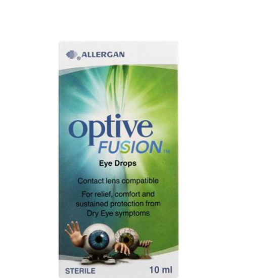 Picture of Optive Fusion Eye Drops 10ml