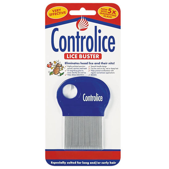 Picture of Controlice Lice Buster Comb