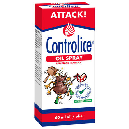 Picture of Controlice Oil Spray 60ml