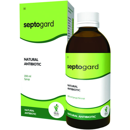 Picture of Tibb Septogard Syrup 200ml