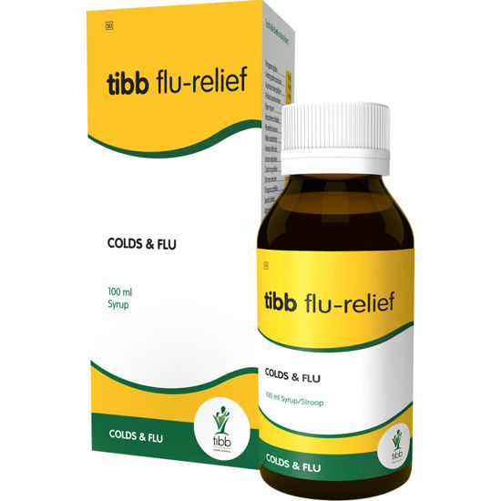 Picture of Tibb Flu Relief 100ml