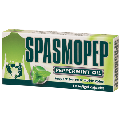 Picture of Spasmopep Softgel Capsules 10's
