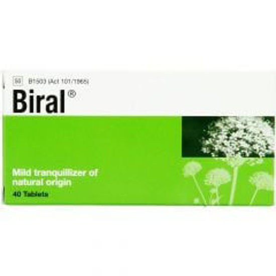 Picture of Biral Tablets 40's