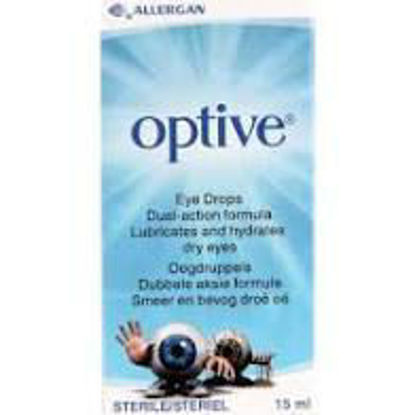 Picture of Optive Eye Drops 15ml