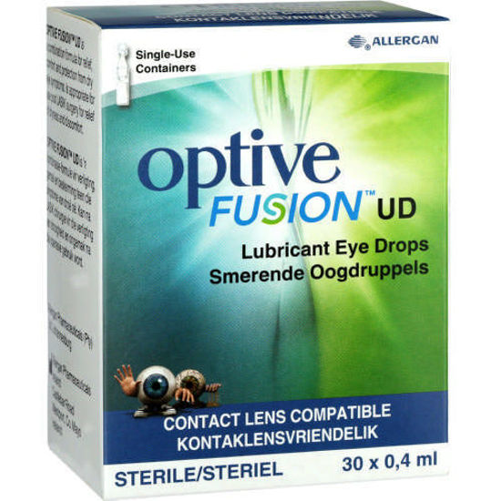 Picture of Optive Fushion UD Lubricant Eye Drops 30×0.4ml