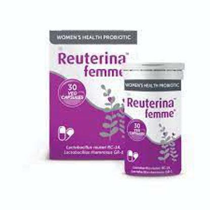 Picture of Reuterina Femme Capsules 30's