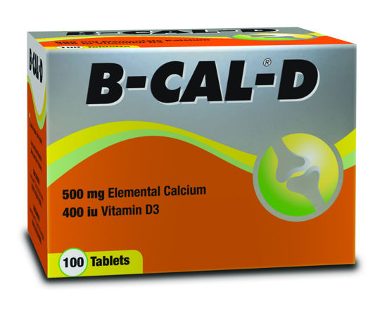 Picture of B-Cal D Tablets 100
