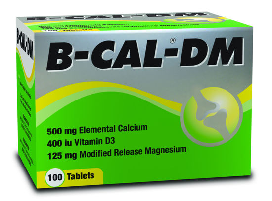 Picture of B-Cal DM Tablets 100