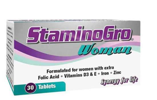 Picture of Staminogro Woman Tablets 30's