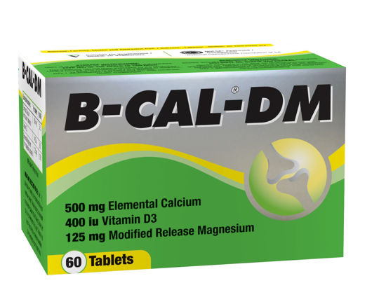 Picture of B-Cal DM Tablets 60's