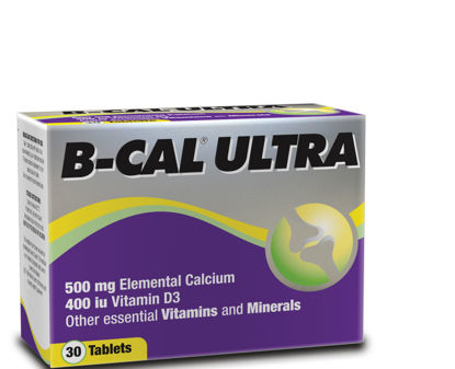 Picture of B-Cal Ultra Tablets 30's