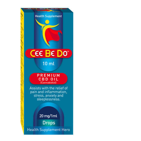 Picture of Cee Be Do Drops 200mg -10 ml