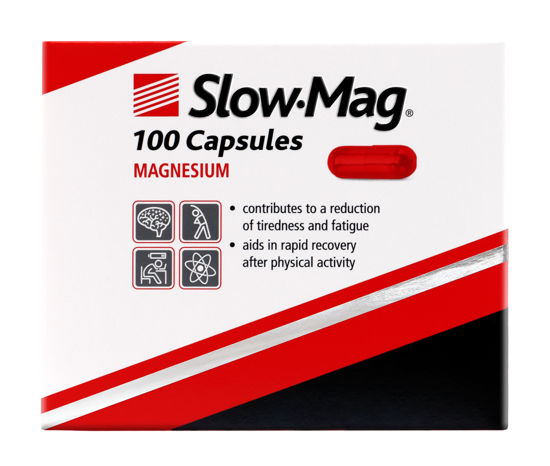 Picture of Slow-Mag Capsules 100's