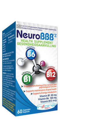 Picture of Gen Neuro BBB'Z  Capsules 60's