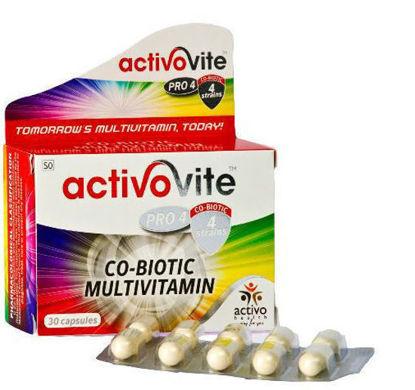Picture of Activovite Pro4 Capsules 30's