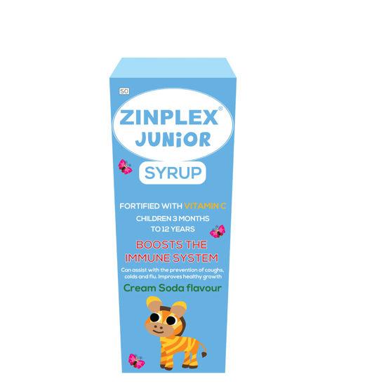 Picture of Zinplex  Junior Syrup 200ml