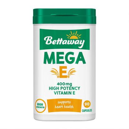 Picture of Bettaway Mega E 90 Capsules