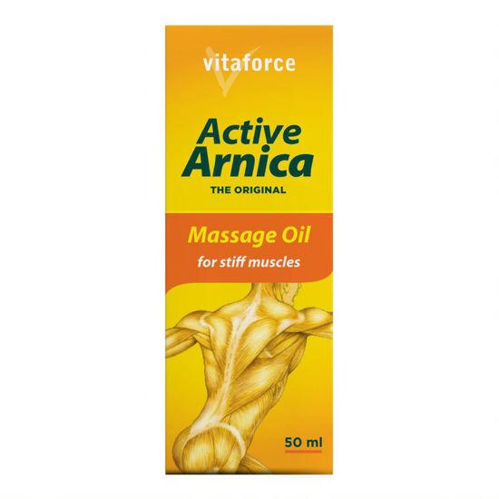 Picture of Vitaforce Active Arnica Massage oil 50ml