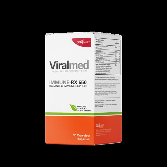 Picture of Viralmed Immune Support Capsules 30's