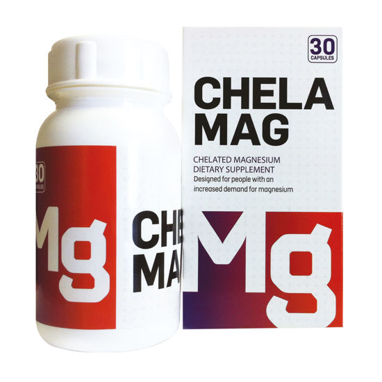 Picture of Chela-mag Tablets 30's