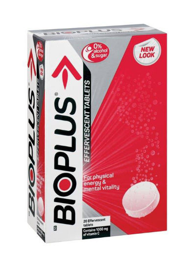 Picture of Bioplus Effervescent Tablet 20's