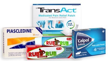 Picture of Joint/ Pain Support Value Pack 1
