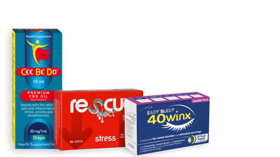 Picture of Stress Care Value Pack 1