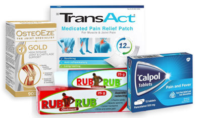 Picture of Joint/ Pain Support Value Pack 4