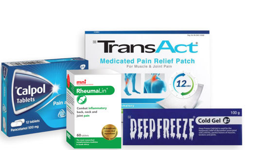 Picture of Joint/ Pain Support Value Pack 5