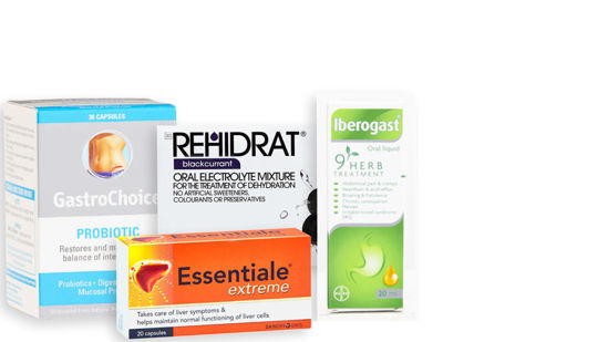 Picture of Digestive Health Value Pack 1