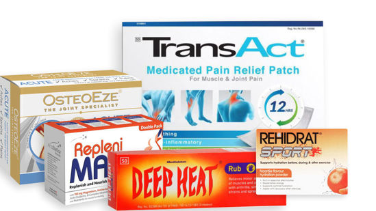 Picture of Recovery Pack
