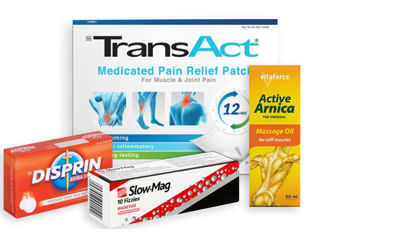 Picture of Muscle Pain Value Pack 2