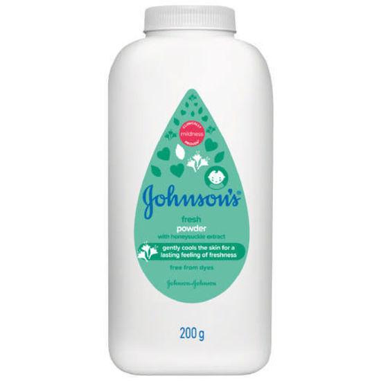 Picture of Johnson's Baby Fresh Powder 200g