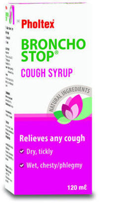 Picture of Bronchostop Cough Syrup 120ml