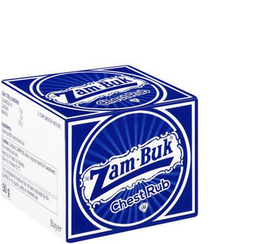 Picture of Zam-Buk Chest Rub 50g