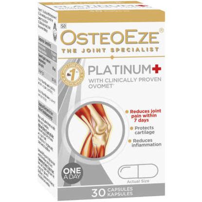 Picture of Osteoeze Platinum Plus Capsules - 30's